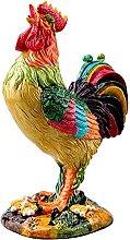 TEAYASON Sculptures/Statues Rooster Ornaments Fine