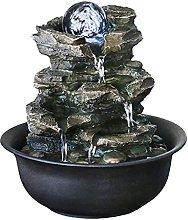 TEAYASON Tabletop Fountains Fountain Living Room