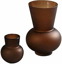 TEAYASON Vase Vase for Flower Vases for Office