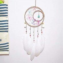 TEAYASON Wind Bells Handmade Dream Catcher Wind
