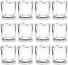 Tebery 12 Pack Espresso Shot Glass Set Heavy Base