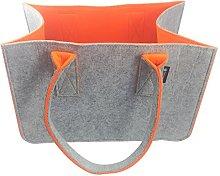 Tebewo Shopping Bag made from Felt, Large Shopping
