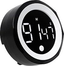 TEBI Smart Kitchen Timer Magnetic Countdown Up