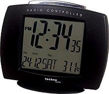 TECHNOLINE WT 189 Radio Controlled Clock, Plastic,