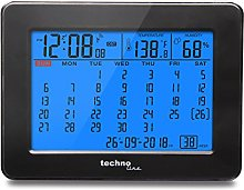 TECHNOLINE WT 2500 Radio Controlled Clock,