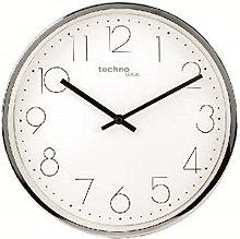 Technoline WT 7210 Modern Filigree Wall Clock with