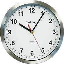 Technoline WT 7650, Metal, Silver, 25 x 4.6 x 25 cm