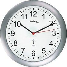 Technoline WT 8700Wall Clock Silver 4.2x 26x