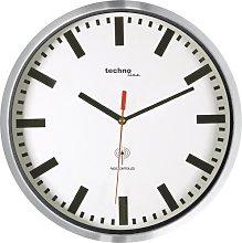 Technoline WT 8990 Radio-Controlled Clock Metal