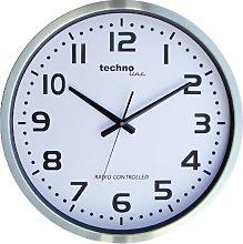 Technoline WT 8995 Radio-Controlled Clock Metal