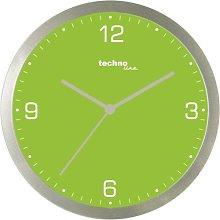 Technoline WT 9000 Wall Clock Quartz Green