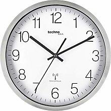 Technoline WT8910 Radio-Controlled Wall Clock, 4