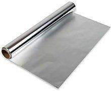 TECHVIA Super Premium 75 Meter Aluminum Silver