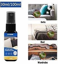 Teckey Mite Killer for Bed, Dust Mite Killer Spray