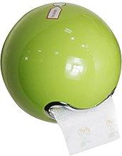 Teckpeak Plastic Waterproof Ball Shape Toliet Roll