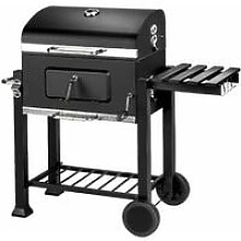 Tectake - BBQ Florian - charcoal grill, barbecue,