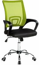 Tectake - Office chair Marius - desk chair,