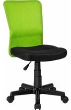 Tectake - Office chair Patrick - desk chair,