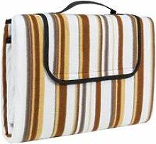 Tectake - Picnic blanket 200x150cm - fleece