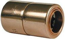 Tectite TT1/TT270 15mm Push Fit Coupling WRAS Pack