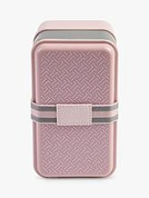 Ted Baker Stackable Lunch Box & Cutlery
