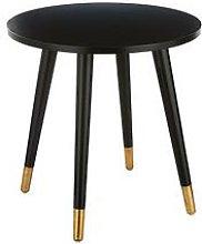 Teddy Side Table - Black
