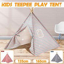 Teepee Tent Children's Cotton Play Tent Indoor