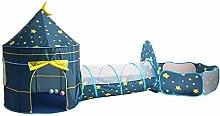 Teepee Tent Kids3 Piece Pop Up Set Play Tent