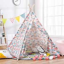 Teepee Tent Portable Kids Playhouse Sleeping