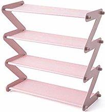TEET Shoe Rack Simple Assembled Shoe Rack