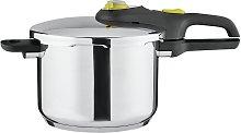 Tefal 6 Litre Stainless Steel Pressure Cooker
