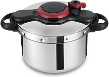 Tefal Clipso Minut' Easy 6L Pressure Cooker