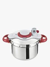 Tefal Clipso Minut' Perfect Pressure Cooker, 6L