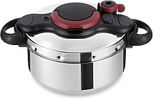 Tefal Clipso Minut Easy Pressure Cooker, Stainless