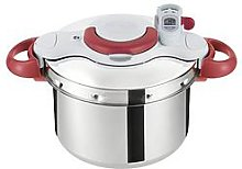 Tefal Clipso Minut Perfect Pressure Cooker - 6