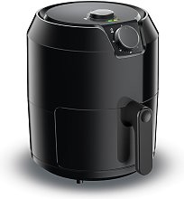 Tefal Easy Fry EY201840 Health Fryer - Black