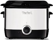 Tefal Ff220040 Mini Deep Fryer, 0.6Kg Capacity,