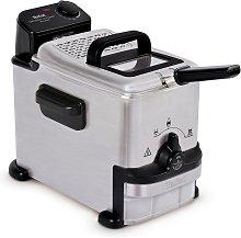 Tefal FR701640 Oleoclean Compact Deep Fryer -