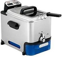Tefal Fr804040 Oleoclean Pro Deep Fryer, 1.2Kg