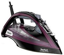 Tefal Fv9830 Ultimate Pure Steam Iron - Black And