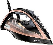 Tefal Fv9845 Ultimate Pure Steam Iron - Black And
