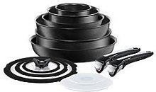 Tefal Ingenio Induction 13-Piece Pan Set - Black