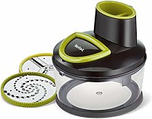 Tefal K1390114 Vegetable Slicer 5 Seconds Manual,
