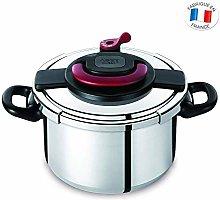 Tefal Seb Clipso Plus Pressure Cooker 8 Litres