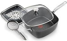 Tefal Titanium Excel All-In-One-Pan, Frying Pan