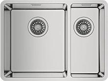 Teka Linea 1.5 Bowl Undermount Kitchen Sink with