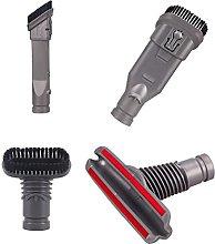 TeKeHom Pack of 4 Home Cleaning Tools Kit Vacuum
