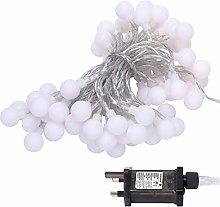 TEKLED® Globe String Lights | 100 LED Decorative
