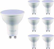 TEKLED® GU10 LED Bulbs | Energy Saving 7W Light