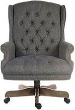 Teknik Office Alba Executive Fabric Office Chair -